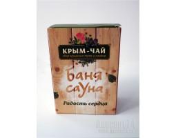 """Крым Чай """"Радость сердца"""" для бани и сауны"""