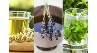 Применение и польза травяных  чаев.