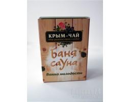 """Травяной чай для сауны и бани """"Ванна молодости"""""""