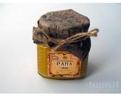 Рапа с мёдом, 250 гр.