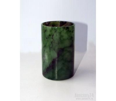 стакан из нефрита