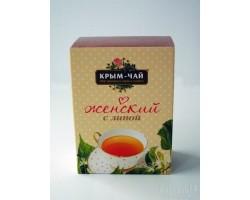 Крым-чай  Женский с липой
