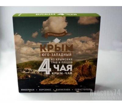 Набор Крым - Юго-Западный (4 чая)